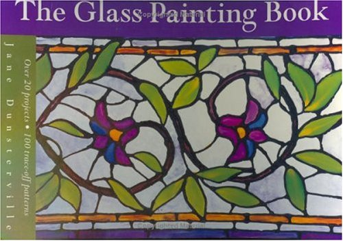 9780715316115: The Glass Painting Book