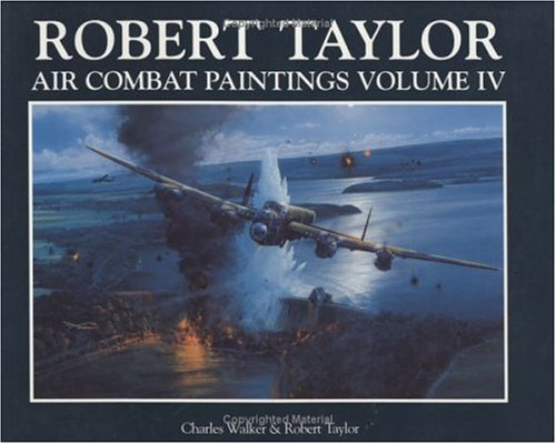 9780715316238: Air Combat Paintings, Vol. 4
