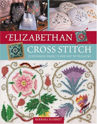 9780715316306: Elizabethan Cross Stitch: 25 Stunning Projects for You to Treasure