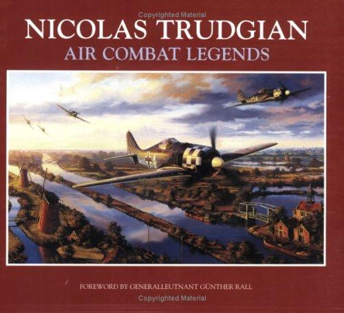 9780715316634: Air Combat Legends