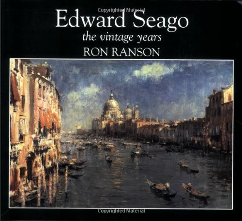 9780715316962: Edward Seago: The Vintage Years