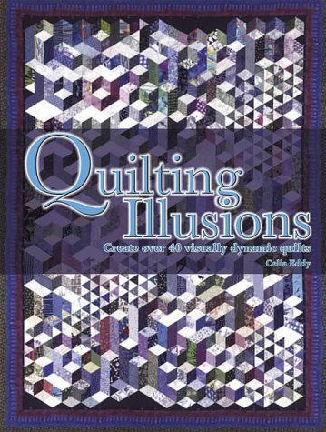 9780715317013: Quilting Illusions: Create Over 50 Visually Dynamic Quilts