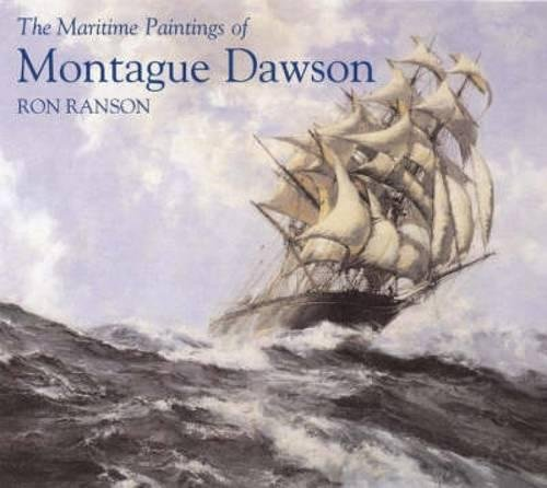 9780715317068: The Maritime Paintings of Montague Dawson