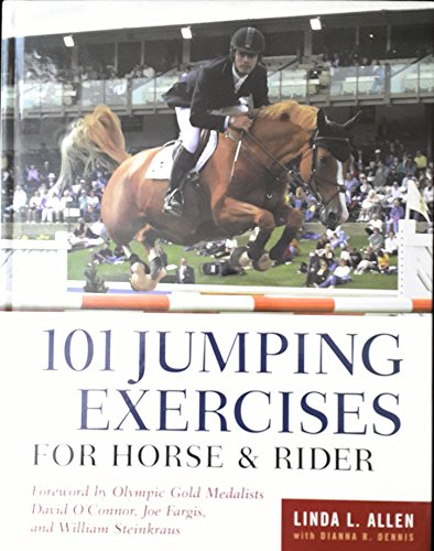 9780715317075: 101 Jumping Exercises: For Horse and Rider