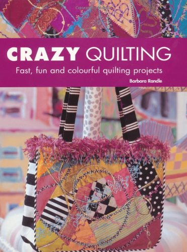 9780715317167: Crazy Quilting