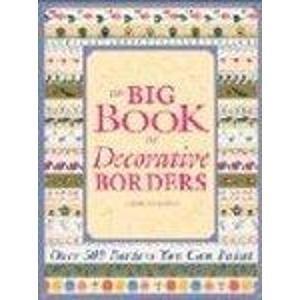9780715317372: Big Book of Decorative Borders
