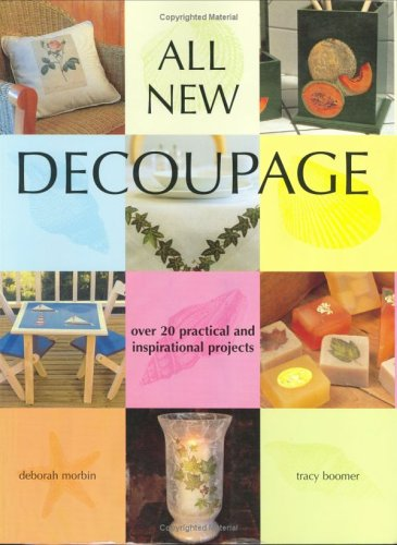 9780715317419: All New Decoupage
