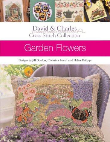 9780715317525: Garden Flowers (Cross Stitch Collection)