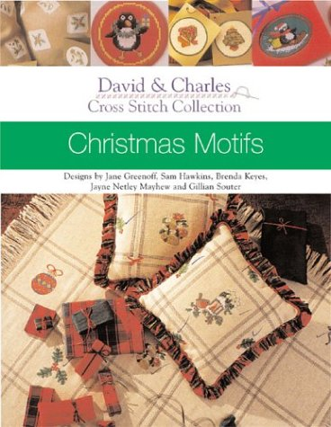 9780715317563: Christmas Motifs (Cross Stitch Collection)