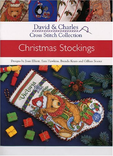 Cross Stitch Collection - Christmas Stockings (David & Charles Cross Stitch Collections) (0715317571) by David & Charles