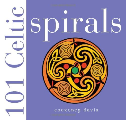 9780715317754: 101 Celtic Spirals