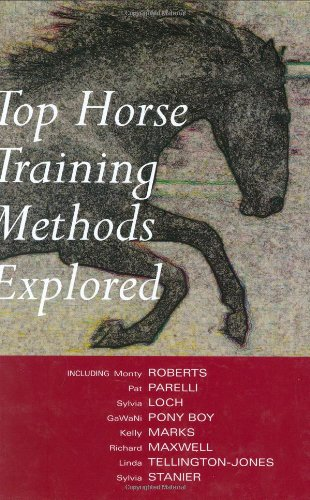9780715317761: Top Horse Training Methods