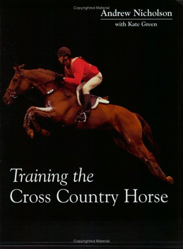 9780715318294: Training the Cross Country Horse