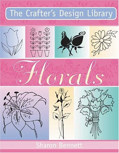 9780715318331: Floral (Crafter's Design Library)