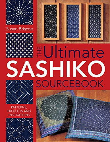 9780715318478: The Ultimate Sashiko Sourcebook