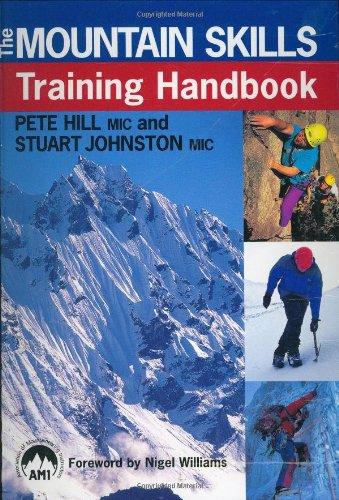 9780715318485: The Mountain Skills Training Handbook