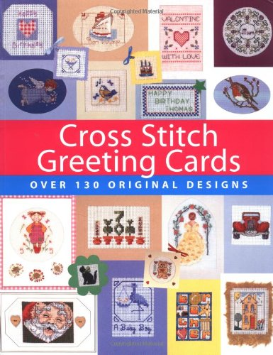 9780715319062: Cross Stitch Greeting Cards