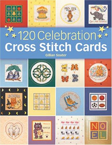 9780715319116: 120 Celebration Cross Stitch Cards