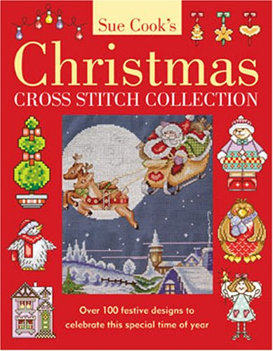 9780715319123: Sue Cook's Christmas Cross Stitch Collection