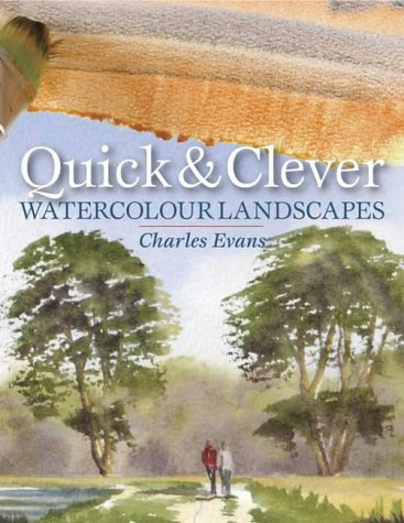 9780715319314: Watercolour Landscapes (Quick and Clever)