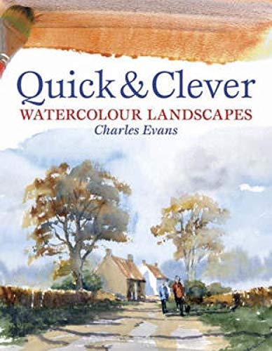 9780715319321: Quick and Clever Watercolour Landscapes