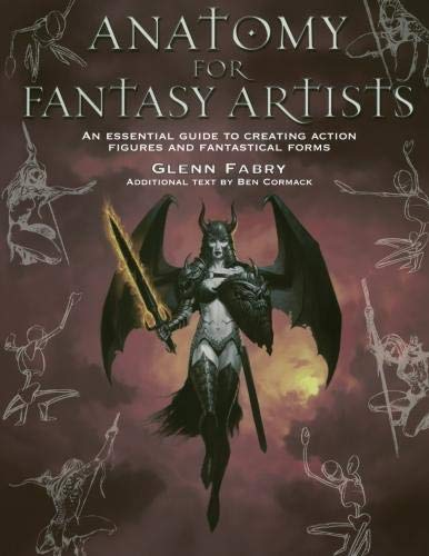 9780715320280: Anatomy for Fantasy Artists: An Illustrator's Guide to Creating Action Figures and Fantastical Forms