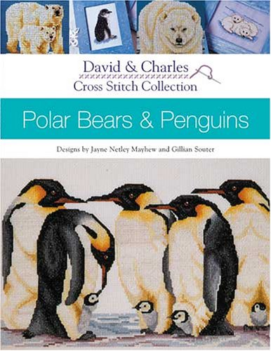 9780715320402: Polar Bears and Penguins (Cross Stitch Collection)
