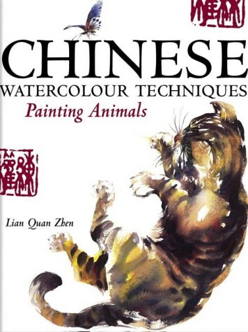 9780715320488: Chinese Watercolour Techniques: Painting Animals