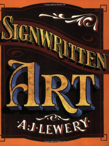 9780715321034: The Art of the Signwriters