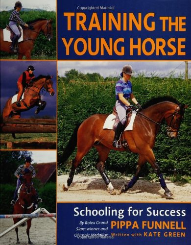 9780715321492: Training the Young Horse