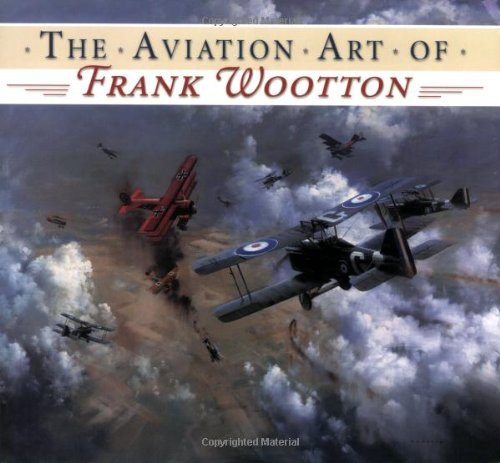 9780715321584: The Aviation Art of Frank Wootton