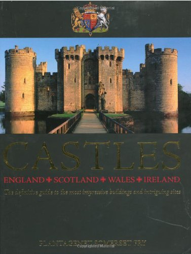 9780715322123: Castles: England + Scotland + Ireland + Wales