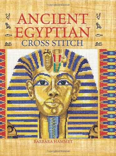 9780715322437: Ancient Egyptian Cross Stitch