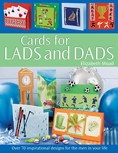 9780715322871: Cards for Men & Boys: Over 70 Inspirational Designs for the Men in Your Life