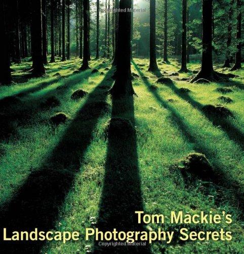 9780715322963: Tom Mackie's Landscape Photography Secrets