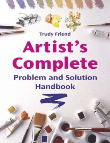9780715323212: Artists Complete Problems & Solutions Handbook