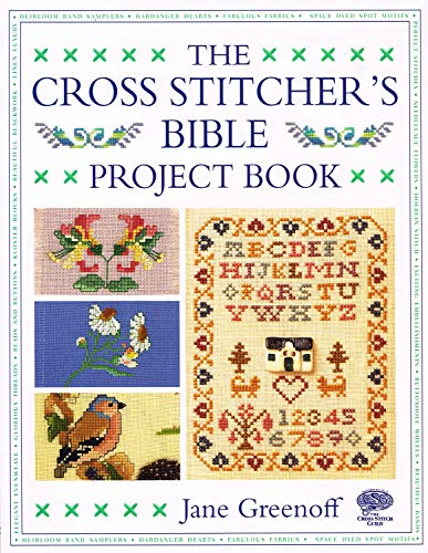 9780715323687: The Cross Stitcher's Bible Project Book