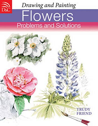 9780715324035: Drawing and Painting Flowers: Problems and Solutions