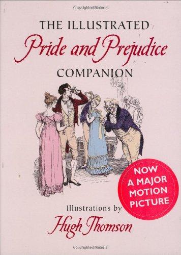 Illustrated Pride and Prejudice: Jane Austen, Hugh