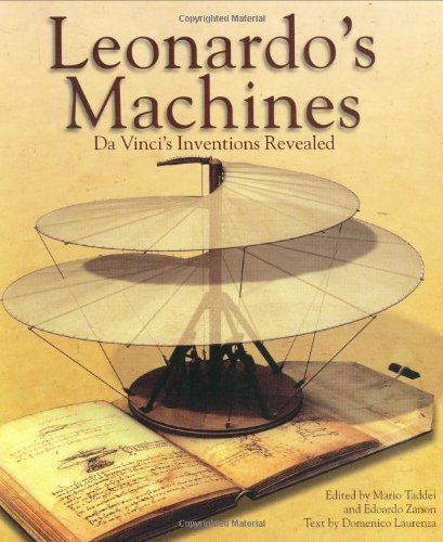 9780715324448: Leonardo's Machines: Da Vinci's Inventions Revealed