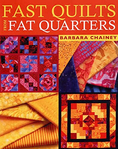 9780715324622: Fast Quilts from Fat Quarters