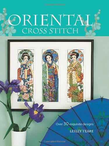 9780715324691: Oriental Cross Stitch: Over 30 Exquisite Designs