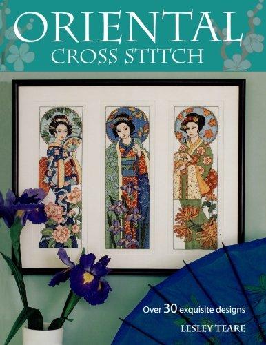 9780715324707: Oriental Cross Stitch: Over 30 Exquisite Designs
