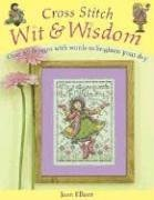 9780715324776: Cross Stitch Wit & Wisdom: Over 45 Designs With Words to Brighten Your Day