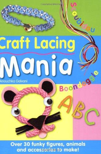 9780715324790: Craft Lacing Mania