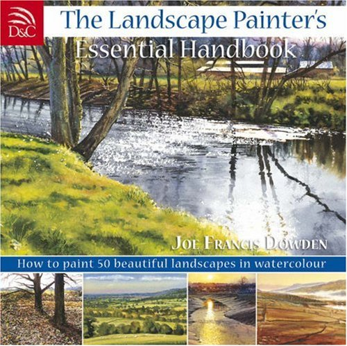 9780715325001: The Landscape Painter's Essential Handbook: Learn to Paint 50 Popular Landscapes in Watercolour (Painter's Essential Handbook): Learn to Paint 50 Popular ... Watercolour (Painter's Essential Handbook)