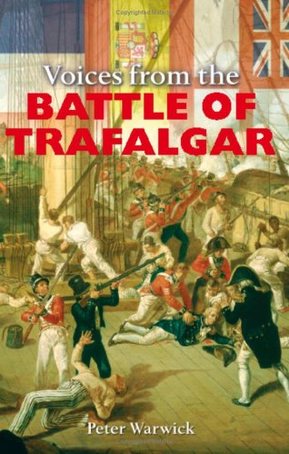 9780715325568: Voices from the Battle of Trafalgar
