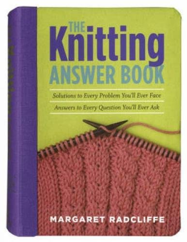 9780715325759: The Knitting Answer Book