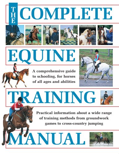 9780715326428: The Complete Equine Training Manual