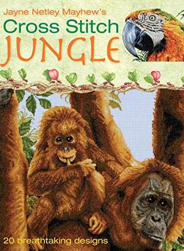 9780715326442: Cross Stitch Jungle